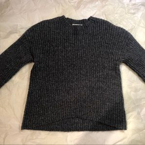 Native Youth Grey Sweater